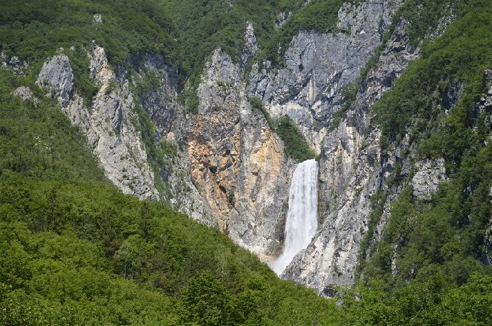 Picture of Boka waterfall