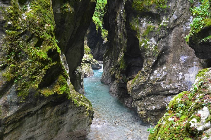Picture of Tolmin Gorge