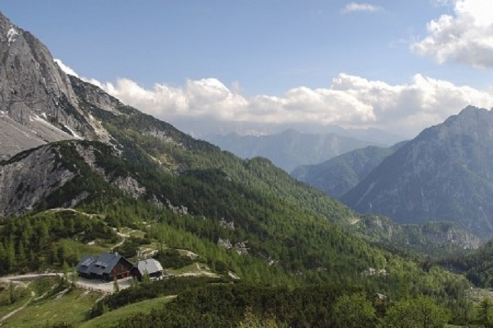 Picture of Vršič pass