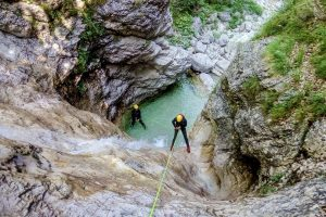 Azimut Center - Canyoning Fratarica