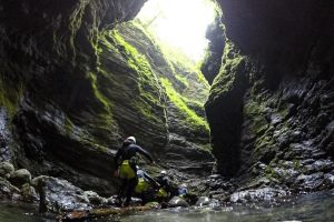 Azimut Center - Canyoning Kozjak