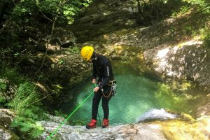 Azimut Center - Canyoning Pršjak